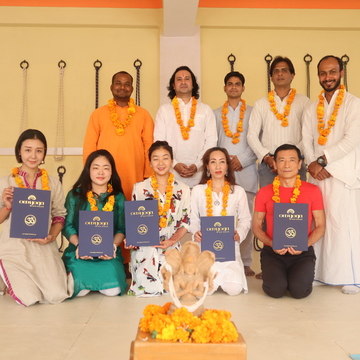 Yoga Teacher Training School in India |Om Yoga Rishikesh