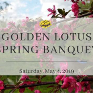 Golden Lotus Spring Banquet and Yogananda Retreat