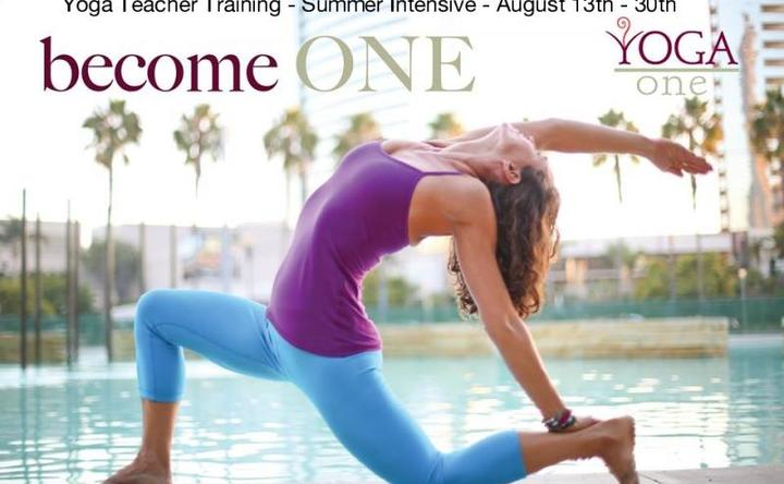 Yoga One Teacher Training Summer Intensive Event Retreat Guru