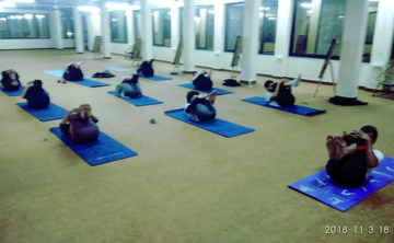 200 Hour Yoga Teacher Training in Rishikesh India - October 2019