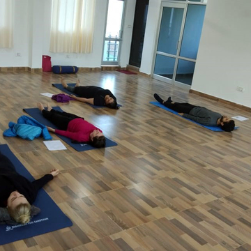 200 Hour Yoga Teacher Training in Rishikesh India - November 2019