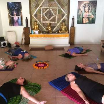 2019 Bali Healing Retreat