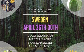 05 DAYS HOLY TRINITY RETREAT SWEDEN