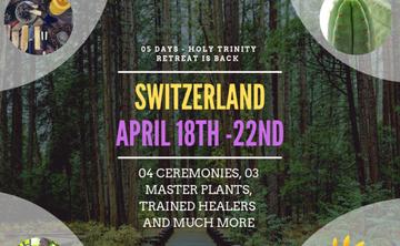 05 DAYS HOLY TRINITY RETREAT SWITZERLAND