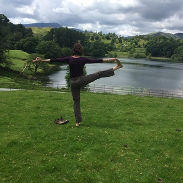 Yoga + Walking in the Lake District, Cumbria, 10-12 May 2019