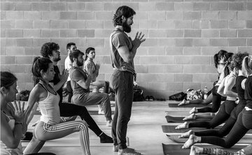 Weekend Yoga Workshop with Patrick Beach