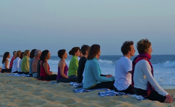 """Warriors of Calm"" Autumn Beach Retreat *Early Bird Offer*"