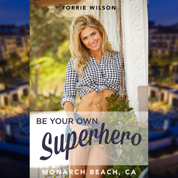 Be Your Own Superhero – May Retreat