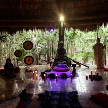 Psilocybin Shamanic Healing Retreat Baja