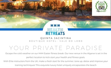 HHH Health Retreats - EASTER