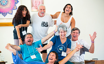 Laugha Yoga 3-Day Leader Certification – Oct.