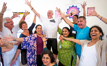 Laugha Yoga 3-Day Leader Certification