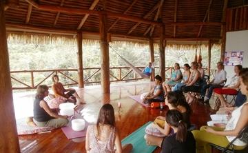6 Days Circle of Friends Yoga Retreat in Costa Rica