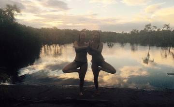 Amazon Yoga Retreat - august II
