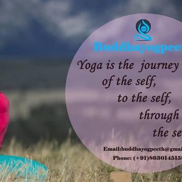 Buddhayogpeeth- Yoga Teacher Training Center