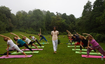 Traditional 200 Hr Yoga Teacher Training in Nepal