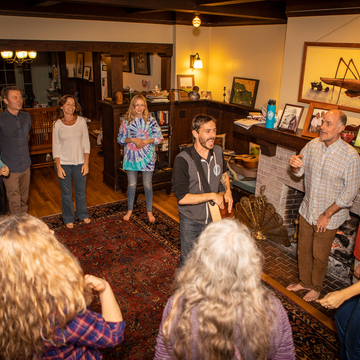 Community Singing Circle & Yoga Retreat