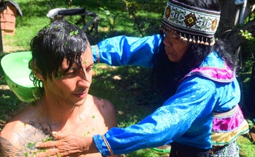 Noya Rao and Ayahuasca Dieta
