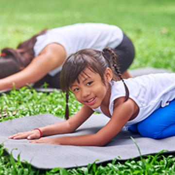 Nitya Living™ Kid's Yoga Training