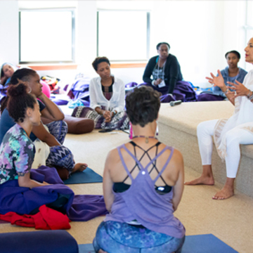 Yoga as a Peace Practice: Creating Resilience in Our Communities