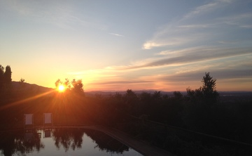 Moments in Tuscany: A Yoga + Mindfulness Retreat with Lisa Hampton