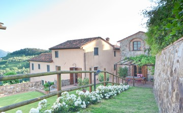 Primal YogaFlow®:: Under the Tuscan Sun Retreat with Keri Lincoln