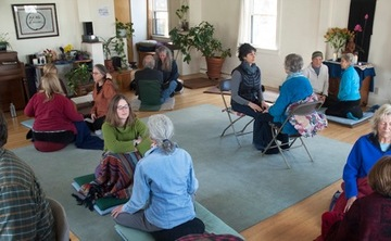 The Power of Relational Practice: An Insight Dialogue Retreat