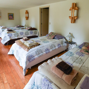 Accommodations for Weekend of Irmgard's Memorial Service