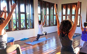 Floating Yoga School 200 hour Yoga Teacher Training in Dominican Republic