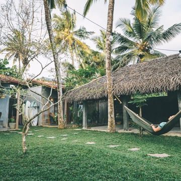 7 days transformation yoga & surf in Sri Lanka