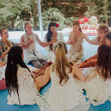 'Path of the Mystica' Women's Sacred Dance & Temple Arts Retreat