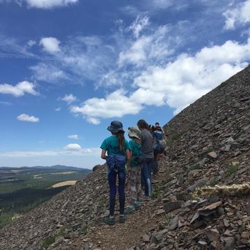 Greenhorn Wilderness Overnight Camp  2019 (7th-10th Grade)