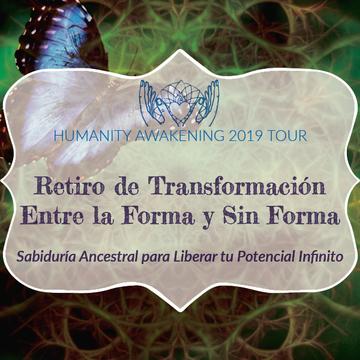 Valle de Bravo, Mexico: Retiro de Transformación Entre la Forma y Sin Forma
