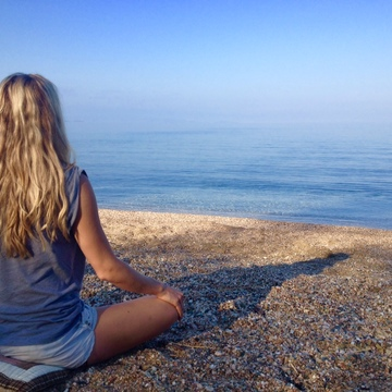 Chakra Healing and Yoga in Greece