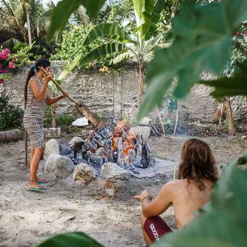 11 days Ayahuasca and Sanpedro Retreat on the beach of Ecuador