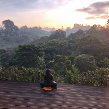 1 Month Buddhist Meditation & Yoga Retreat