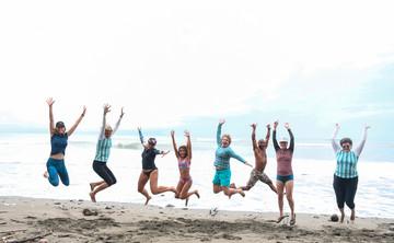 SwellWomen & Connie Lozano Yoga in Costa Rica