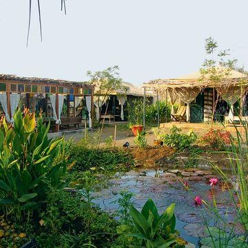 Yoga Retreat @ Bohemyan Blue (Alibagh near Mumbai)- 2 Nights 3 Days