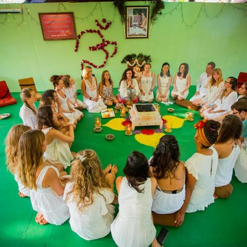 300 Hour Training Yoga Teacher Goa India