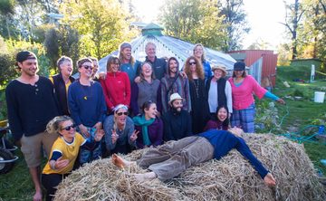 Yoga & Permaculture Design Course Retreat