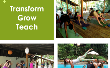Trini Yoga Teacher Training YTT 200 Hour