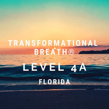 Transformational Breath® Level 4A – Florida