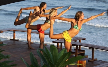 El Salvador Surf & Yoga (co-ed)