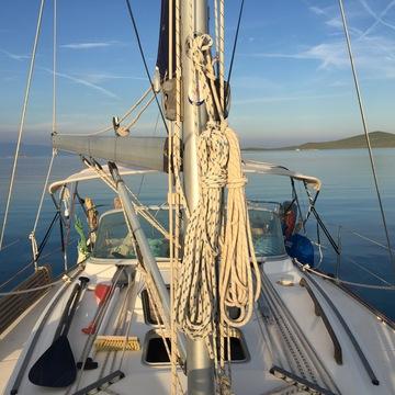 Sea Goddesses sisterhood journey on a sailing boat in Croatia May 2019