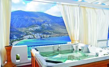 Greek Island Luxury Yoga Retreat