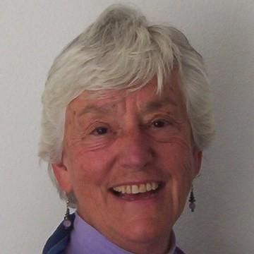 Barbara Blake MA