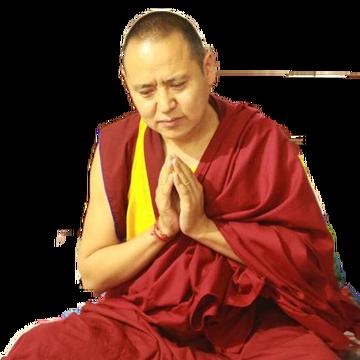 Geshe Lobsang Tenzin