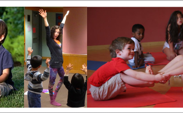 Kids Yoga Camp: Healthy Body, Mind & Heart