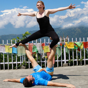 15 Days Ashtanga & Hatha Yoga Retreat in Nepal