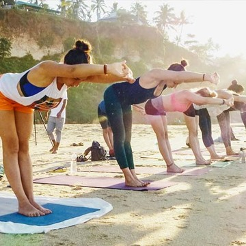 28 Days 200-Hour Ayurveda and Yoga Teacher Training in Kerala, India